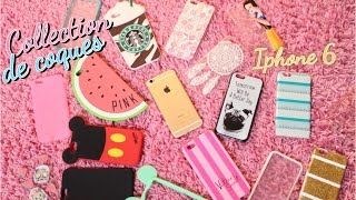 getlinkyoutube.com-♡ Ma collection de coques 〉Iphone 6 ( Aliexpress & Neejolie )