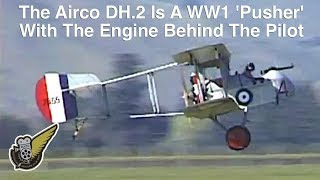 getlinkyoutube.com-Airco DH.2 - 1915 World War 1 Fighter