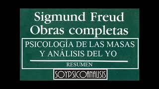 Psicología de las Masas y Análisis del Yo (Freud, 1921) |RESUMEN|