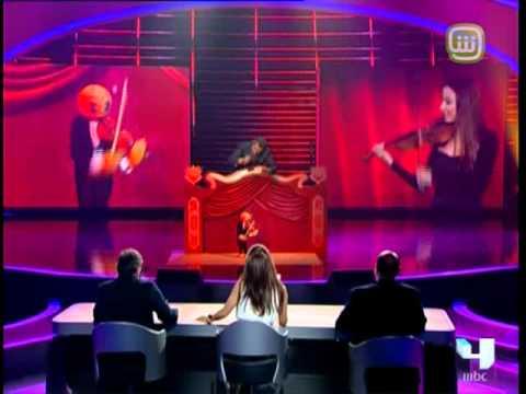 Arabs Got Talent - Semi-final - Ep11 - عياد بن معاقل