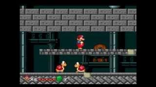 getlinkyoutube.com-Mega Drive Longplay [185] Super Mario World (Unlicensed)