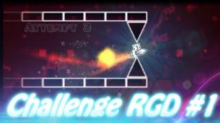 getlinkyoutube.com-Están locos!   Challenges RGD #1   Geometry Dash 2.0 - Rodríguez GD