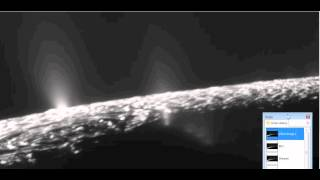getlinkyoutube.com-Enceladus, Saturn's Moon, Has Proof Of Life!