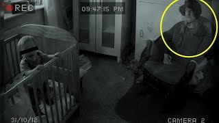 20 Creepy Images of Ghosts