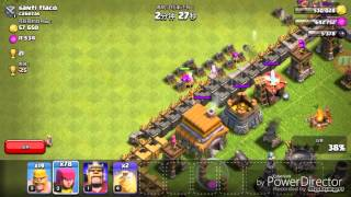 getlinkyoutube.com-Coc- 7本如何打钱?😁