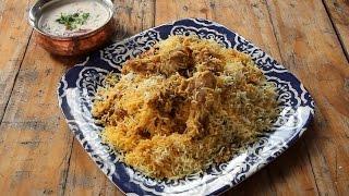 getlinkyoutube.com-Chicken Biryani Recipe - CookingWithAlia - Episode 367