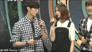 getlinkyoutube.com-Jiyeon & Hongbin    You're my +