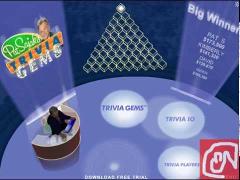 Ethan Plays: Pat Sajak's Trivia Gems (Game #1)