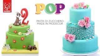 getlinkyoutube.com-POP: la pasta di zucchero made in Modecor