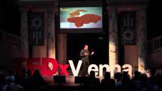 GeoPulse -- new perspectives on urban spaces: Michael Badics at TEDxVienna