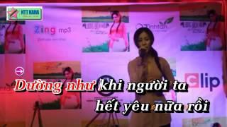 getlinkyoutube.com-[Karaoke] Đứt Từng Đoạn Ruột - Lương Bích Hữu
