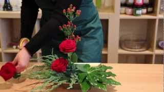 getlinkyoutube.com-OASIS® Floral Products ~ How To ~ Glad Tidings
