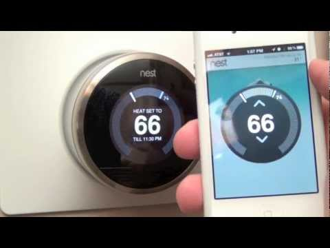 Nest Learning Thermostat: Unboxing &amp; Review