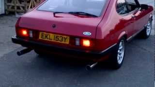 getlinkyoutube.com-Twin Turbo V6 Cosworth Tornado engine Capri