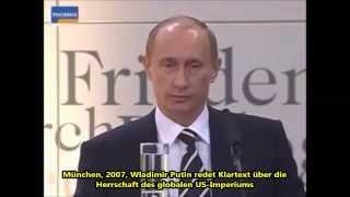 getlinkyoutube.com-Putin über NWO (Neue Weltordnung), Globalisierung, US-Imperialismus