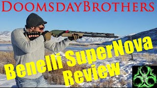 getlinkyoutube.com-Pump Action with an Attitude - Benelli SuperNova Shotgun Review