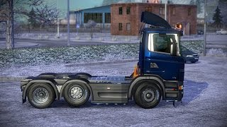 getlinkyoutube.com-[ETS2 v1.22] Scania P & G v2.1 Series Cabs for RJL's Scania R & Streamline