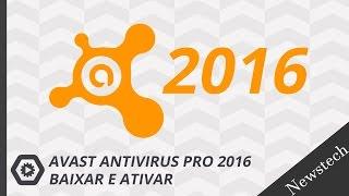 getlinkyoutube.com-Baixar e Instalar Avast Premier 2016 + Serial Atualizado