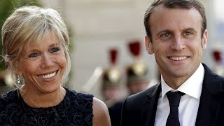 French President Married His Teacher? width=