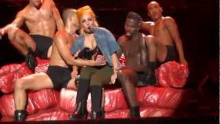 getlinkyoutube.com-Lady Gaga - Alejandro (Sofia, Bulgaria - The Born This Way Ball Tour - Front Row HD)