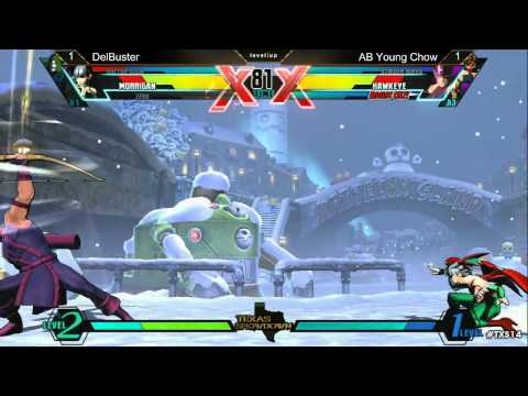 UMvC3 DelBuster vs AB Young Chow - TS 2014 HD