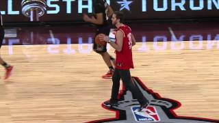 getlinkyoutube.com-NBA All-Star 2016 - Dunk Elite - Jordan 'Mission Impossible' Kilganon