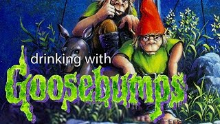 Drinking with Goosebumps #34: Revenge of the Lawn Gnomes