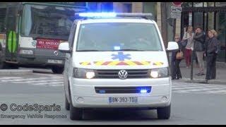getlinkyoutube.com-Ambulances privées (compilation) // Private Transport Ambulances