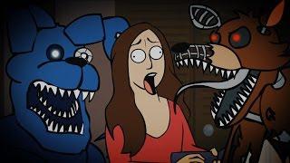 getlinkyoutube.com-Five Nights at Freddy's 4 ANIMATED
