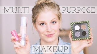 getlinkyoutube.com-Versatile Makeup for a Minimal Collection | green beauty