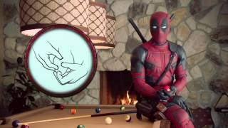 getlinkyoutube.com-Deadpool - Gentlemen, Touch Yourself Tonight | 2016