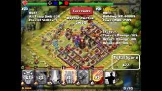getlinkyoutube.com-Clash of Lords 2 - Guild Clash Attacking Keep