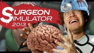 getlinkyoutube.com-BRAIN SURGERY SUCCESS! (Surgeon Simulator - Part 3)