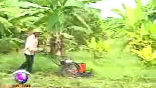 getlinkyoutube.com-super power grass cutter car