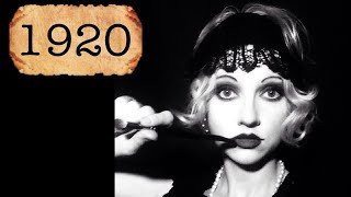 getlinkyoutube.com-1920s Makeup Tutorial