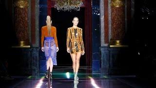 getlinkyoutube.com-Balmain   Spring Summer 2016 Full Fashion Show   Exclusive