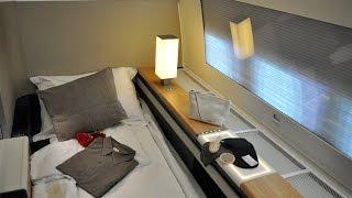 getlinkyoutube.com-SWISS NEW FIRST CLASS | ZURICH-BANGKOK | BOEING 777