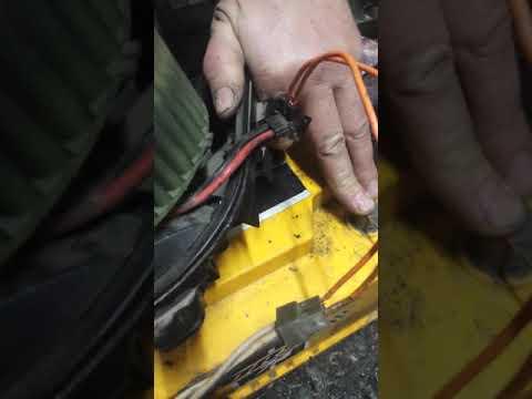 Ремонт вентилятора Fiat scudo, Peugeot expert