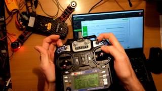 getlinkyoutube.com-How to set up arming on separate switch (eachine racer 250 + betaflight + flysky i6)