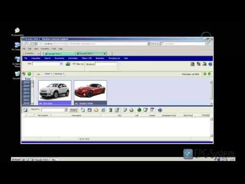 Каталог запчастей Chrysler, JEEP, Dodge (Крайслер, Джип, Додж) активация лицензии