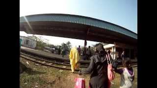 At KulaUra station, Sylhet, Jan 010, 2014