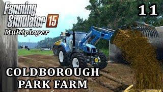 getlinkyoutube.com-Farming Simulator 2015 Multiplayer | Coldborough Park Farm | Episode 11