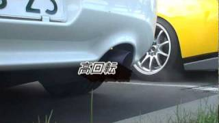 getlinkyoutube.com-S2000 AP1 J'sチタンマフラー