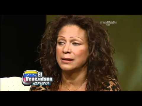 Una talentosa actriz venezolana, Gledys Ibarra