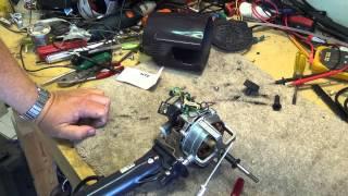 Electric Fan Motor Repair