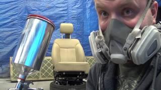 getlinkyoutube.com-Покраска салона на Авто (сидения)