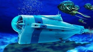 getlinkyoutube.com-DEEP SEA DIVING | Subnautica #3