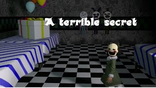 getlinkyoutube.com-(Five Nights At Freddy's sfm animation) A terrible Secret