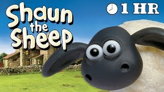 getlinkyoutube.com-Shaun the Sheep - Season 1 - Episode 01 -10 [1HOUR]