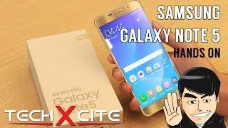 getlinkyoutube.com-Hands On : Samsung Galaxy Note 5 [TH/ไทย]